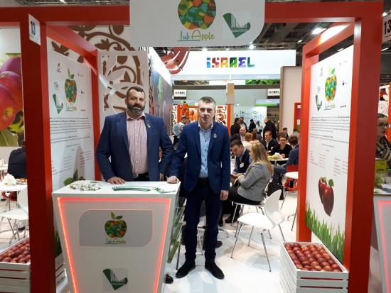 Jabłka Lubelskie podbijają kolejne zagraniczne rynki