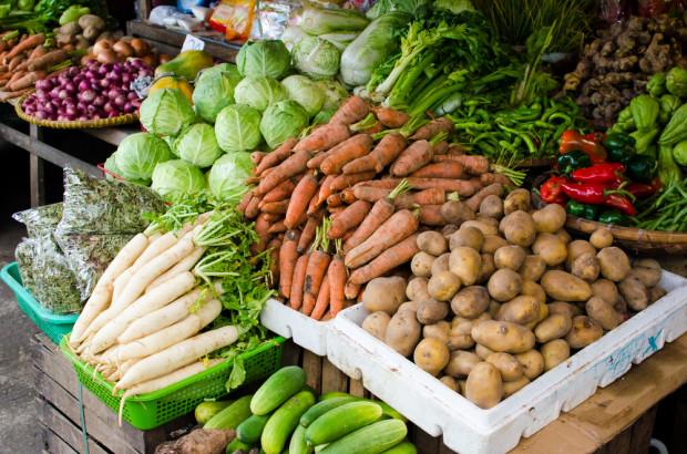 Bronisze: Ceny warzyw osiągają niespotykanie wysokie poziomy