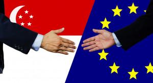PE zatwierdził umowy handlowe między UE a Singapurem