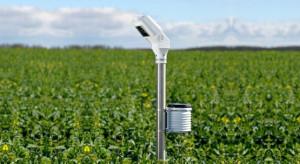 Bosch Field Sensor - monitoruje fenologiczne cechy rośliny w połączeniu z parametrami gleby i klimatu