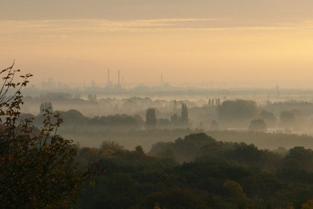 GIOŚ: bardzo zła jakość powietrza w trzech województwach, zła w dziewięciu