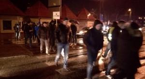Sadownicy protestują. Po raz kolejny zablokowali rondo w Górze Kalwarii (video)
