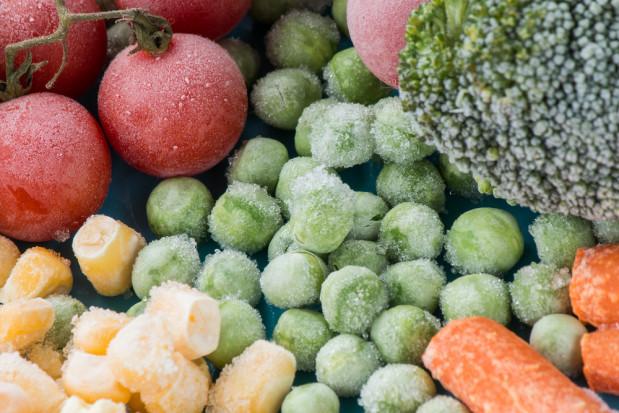 Japonia importuje rekordową ilość mrożonych warzyw