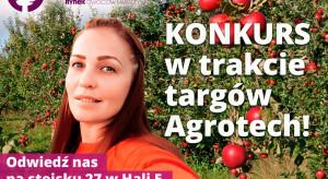 Rozpoczęły się targi Agrotech w Kielcach! Odwiedź nasze stoisko nr 27 w hali E