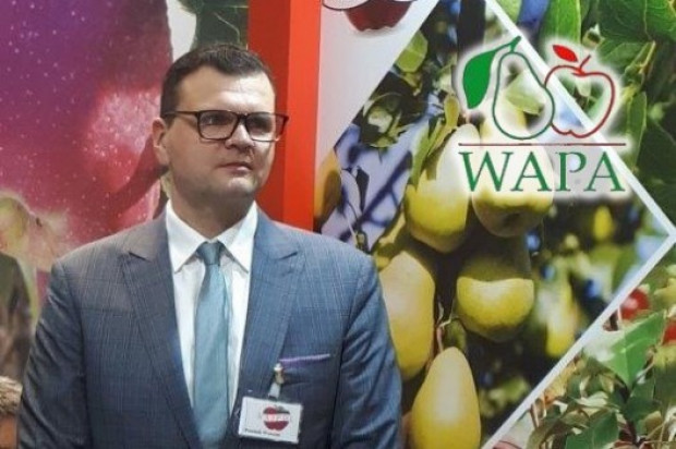 Dominik Woźniak z zarządu Rajpolu został wiceprezesem WAPA