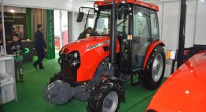 Nowy polski ciągnik sadowniczy na Agrotechu (wideo)