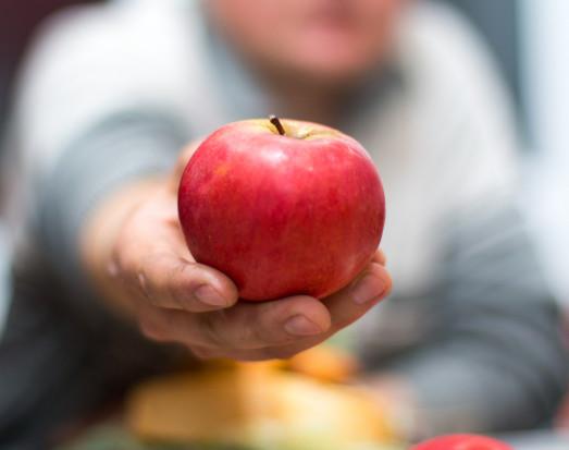 Sadownicy zrzeszeni w AgroUnii będą rozdawać jabłka mieszkańcom Warszawy i Lublina