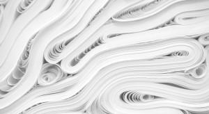 Użyźnianie gleby przy pomocy surowców pozyskiwanych przy produkcji papieru