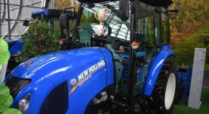 Agrotech 2019: rozwiązania marki New Holland dla sadowników (zdjęcia)