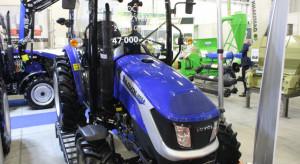 Ciągniki Lovol z Chin na kieleckim Agrotechu