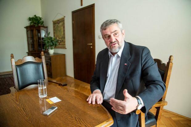 Ardanowski: przygotowujemy program budowy małych zbiorników retencyjnych