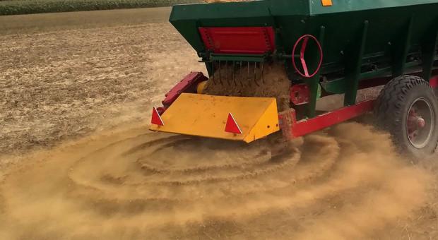 Realizację programu azotanowego należy rozpocząć od uregulowania odczynu gleby