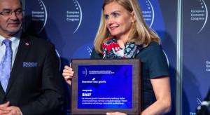 """BASF wśród dziewięciu firm wyróżnionych tytułem """"Inwestora bez granic"""""""