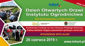 26 czerwca odbędzie się Dzień Otwartych Drzwi Instytutu Ogrodnictwa