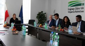 KOWR gościł delegację z Indii. Rozmawiano o eksporcie