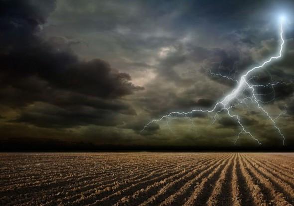 To nie koniec gwałtownej pogody. Wciąż będzie deszczowo i burzowo