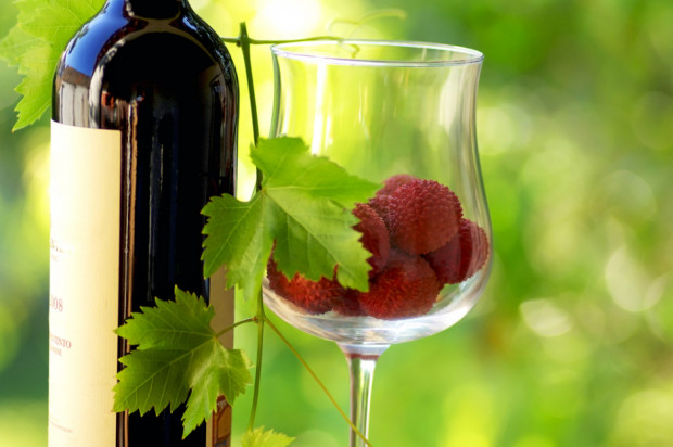 Produkcja win owocowych wzrosła w kwietniu i po czterech miesiącach 2019 r.