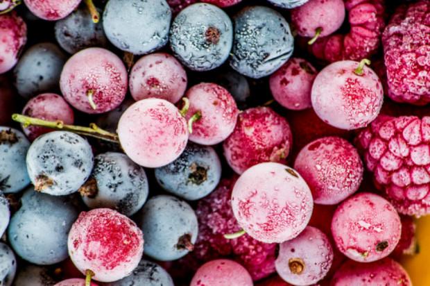 Rośnie produkcja mrożonych owoców. Polska czołowym światowym eksporterem
