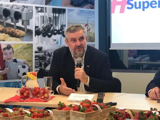 Ardanowski: Z pełnym przekonaniem promujemy naszą produkcję (zdjęcia)