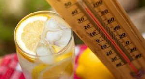 Podczas upałów pijmy dużo wody. Warto sięgać po owoce i warzywa