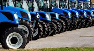 W maju spadła sprzedaż nowych ciągników