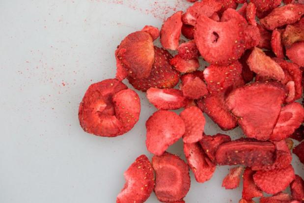 Rośnie zainteresowanie liofilizowanymi owocami i warzywami. To szansa dla ogrodników