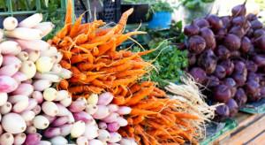 Rzeszów: Zwiększa się podaż warzyw na targowiskach. Ceny owoców są wysokie