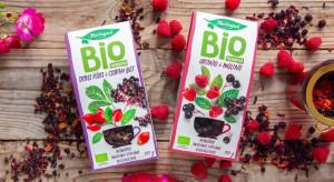 Herbapol-Lublin promuje nową linię produktów BIO