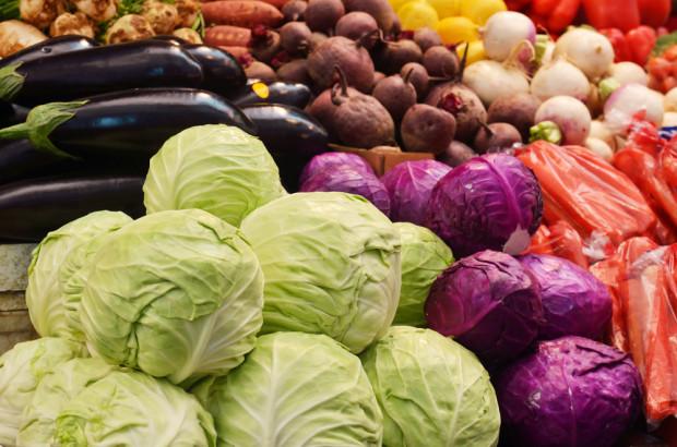Przez suszę zmniejszą się zbiory kapusty, ogórków i cebuli