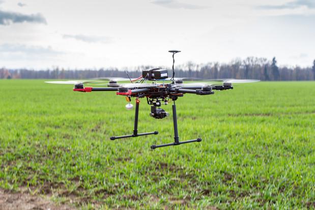 Ardanowski: Zdjęcia z dronów pomogą oszacować straty wywołane suszą