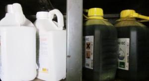 Udaremniono przemyt środków ochrony roślin na przejściu w Medyce