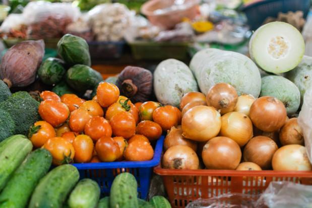 Susza napędza inflację. Warzywa notują najwyższą dynamikę wzrostu cen w historii