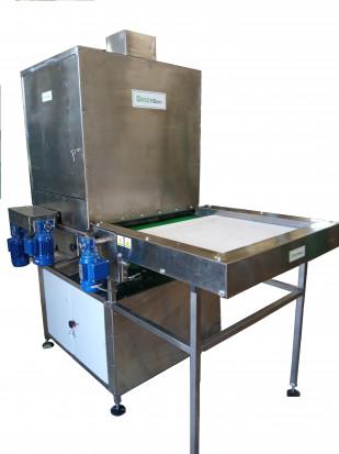Firma Green Sort wprowadza na rynek sortownicę do borówek dla małych gospodarstw