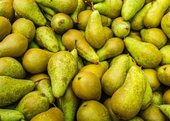 Włochy: Mniejsze zbiory gruszek