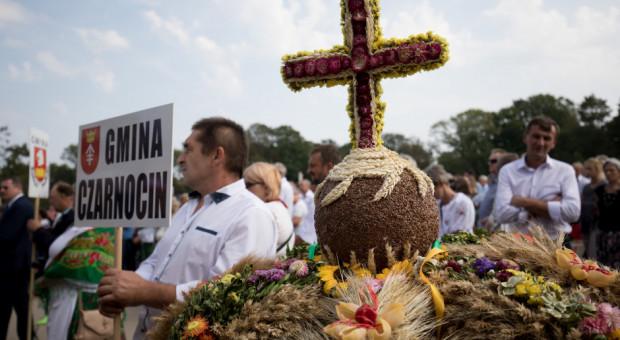 Rozpoczęła się pielgrzymka rolników - Jasnogórskie Dożynki