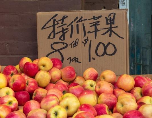 Eksport jabłek do Chin okazał się klapą?