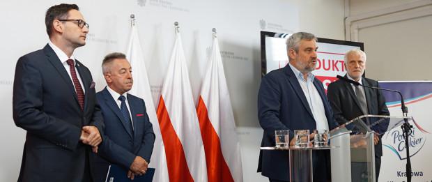 Ardanowski: kupowanie polskiej żywności to element patriotyzmu gospodarczego