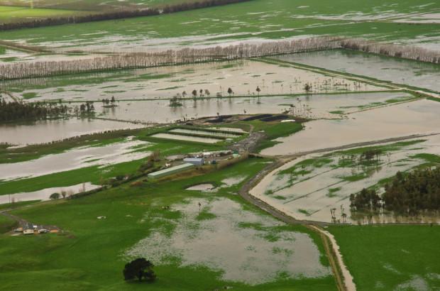 Hiszpania: powodzie zniszczyły ponad 300 tys. hektarów upraw