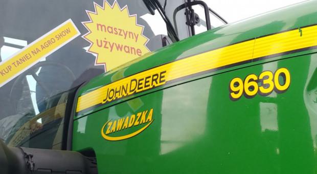 Używane maszyny John Deere'a można skontrolować w Expert Check (wideo)