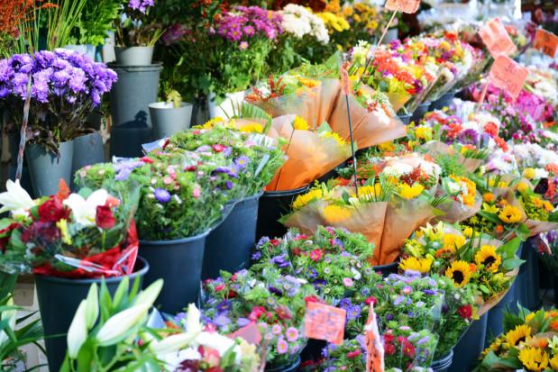 Radom: na giełdzie rolnej powstała hala kwiatowa
