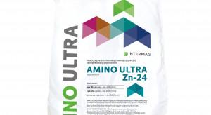 Amino Ultra - nowa gama nawozów mikroelementowych od firmy Intermag