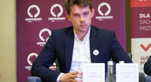 Michał Kołodziejczak potwierdził swój udział w konferencji Sady i Ogrody
