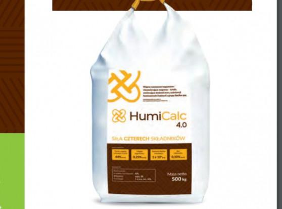 Firma Osadkowski wprowadziła nowy produkt – nawóz HumiCalc 4.0