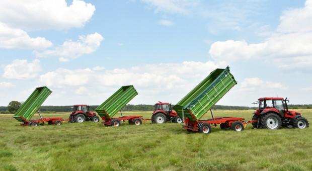 Wrzesień 2019 dobry dla handlu przyczepami rolniczymi w Polsce