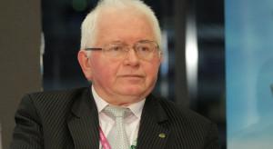 Prof. Marek Mrówczyński, dyrektor Instytutu Ochrony Roślin –PIB, prelegentem konferencji Sady i Ogrody