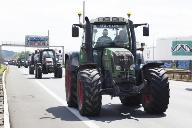 Holandia: Policja zamknęła centrum Hagi ze względu na protest rolników