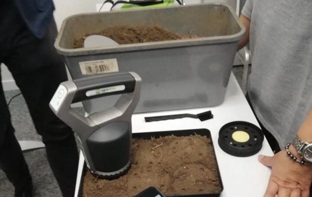 Grupa Azoty wprowadza rozwiązanie dla precyzyjnego rolnictwa–  skanery doglebowe AgroCares
