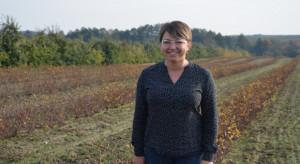 Anna Litwin z Blue Haskap realizuje swoją misję. Chce aby konsumenci poznali właściwości jagody kamczackiej
