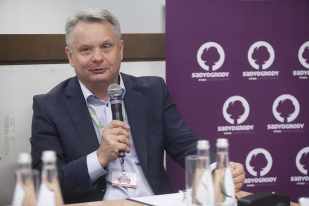 Mirosław Maliszewski weźmie udział w konferencji Sady i Ogrody