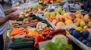 KOWR: Warzywa i owoce droższe niż przed rokiem